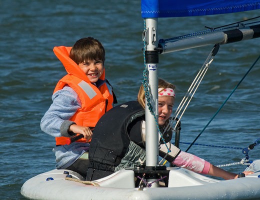 RYA Sailing Courses