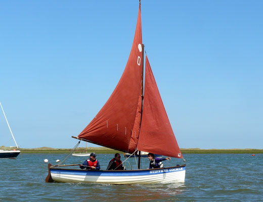 Adult Sailing Programmes