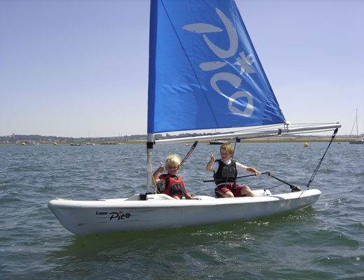 Children's Sailing Programmes